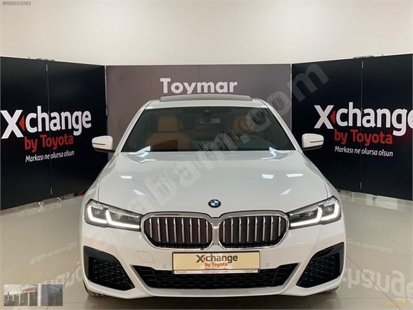 TOYOTA PLAZA TOYMARDAN BMW 5.20İ SPECİAL EDİTİON M SPORT