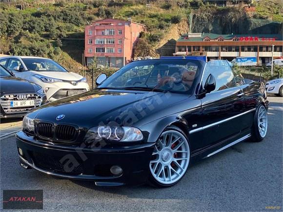 2001 BMW 3.25 Cİ 192HP CABRİO