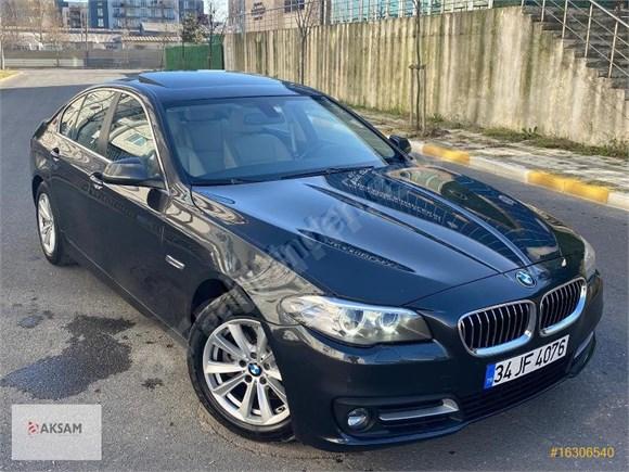 AKSAM DAN 2015 BMW 520i Sedan Comfort
