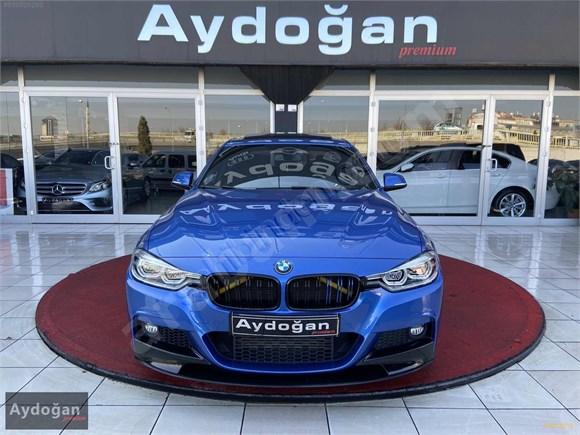 AYDOGAN PREMİUM 2015 MODEL BMW 318i M JOY HATASIZ BOYASIZ