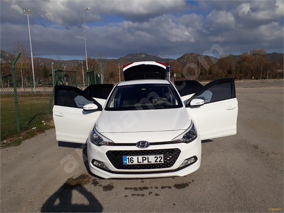 Sahibinden Hyundai i20 1.2 MPI Style 2016 Model