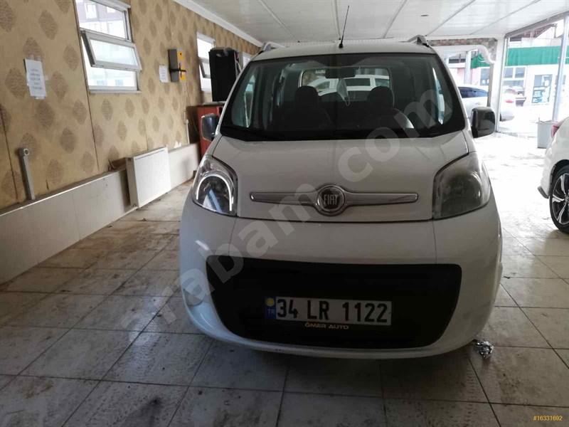 Sahibinden Fiat Fiorino Combi 1.3 Multijet Pop 2015 Model Bitlis 242.000 Km -