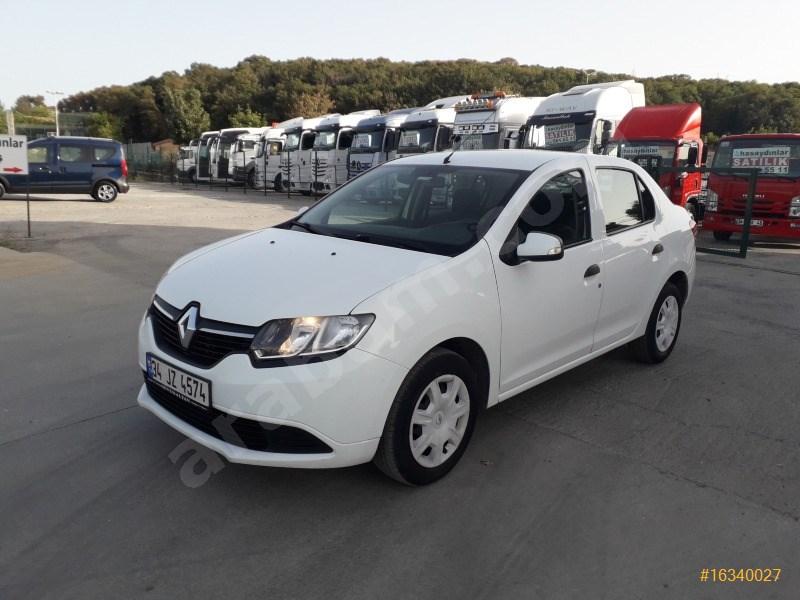 Sahibinden Renault Symbol 1.5 Dci Joy 2013 Model İstanbul 173.000 Km Beyaz