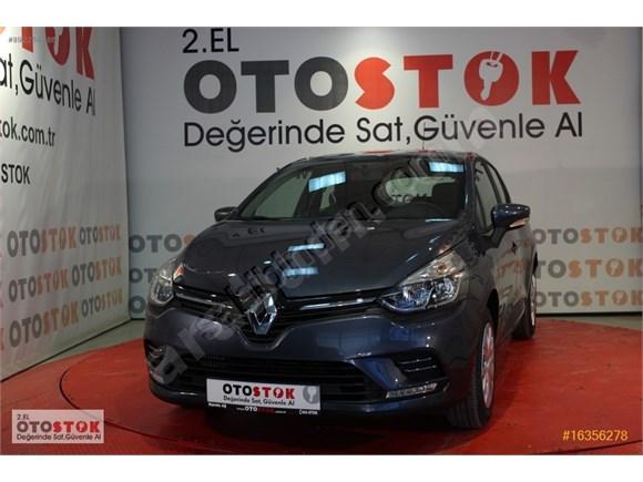 galeriden renault clio 0 9 tce touch 2020 model bursa 0 km gri 16356278 arabam com