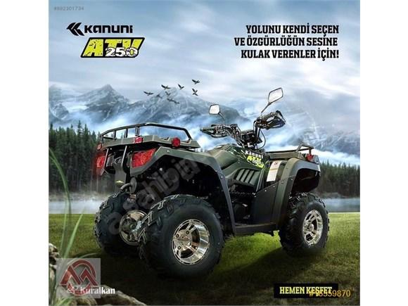HRN MOTORS DAN ATV KANUNİ 250 CC