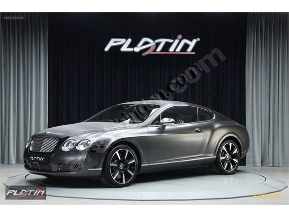 BAYİ 2007 CONTINENTAL GT 6.0 V8 560 HP_AIRMATIC_VAKUM_HATASIZ