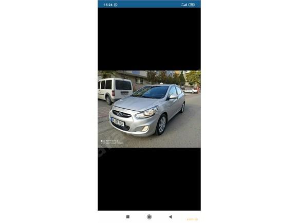 Sahibinden Hyundai Accent Blue 1.4 CVVT Mode Plus 2013 Model