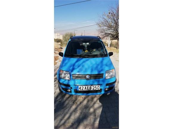 Sahibinden Fiat Panda 1.2 Dynamic 2005 Model Teklife Açık!!!