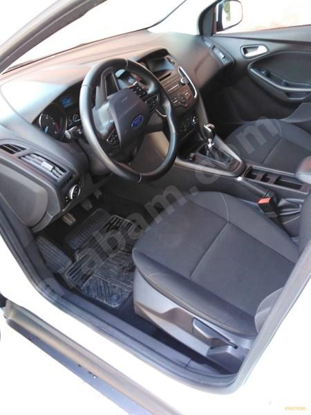 Sahibinden Ford Focus 1.6 Tdci Trend X 2016 Model Bitlis 110.000 Km -
