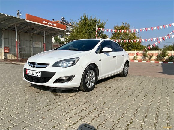 Sahibinden Opel Astra 1.6 Edition Plus 2016 Model