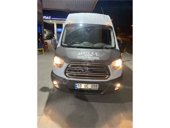 Sahibinden Ford Transit 350 ED 2019 Model