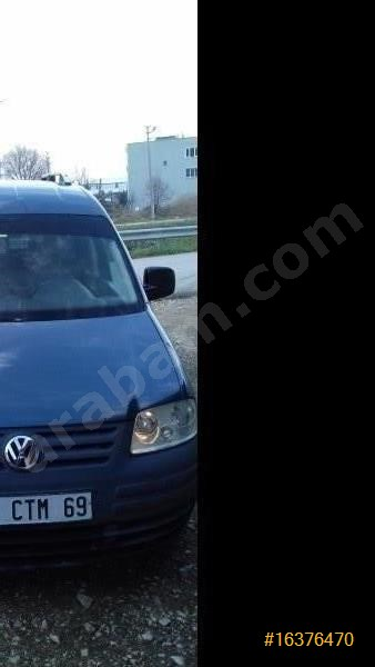 Sahibinden Volkswagen Caddy 1.9 Tdi Kombi 2007 Model Bursa 230.000 Km -