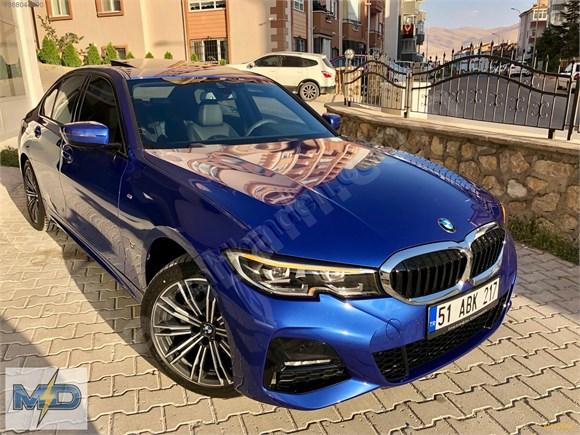 galeriden bmw 3 serisi 320i first edition m sport 2020 model nigde 0 km mavi 16409004 arabam com