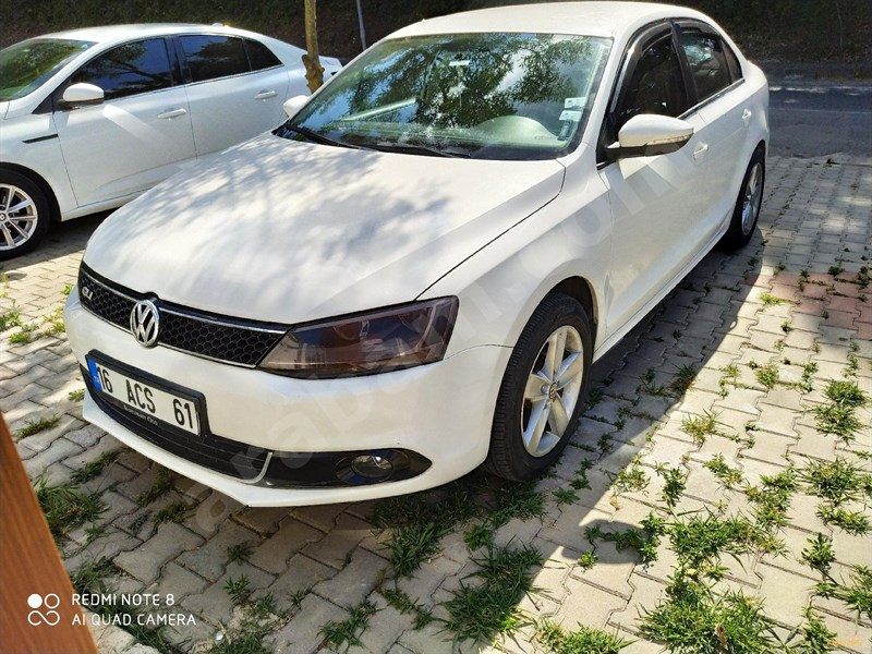 Sahibinden Volkswagen Jetta 1.6 Tdi Trendline 2012 Model İstanbul 168.000 Km Beyaz