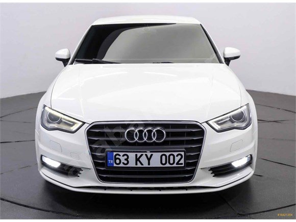 Sahibinden Audi A3 Sedan 1.6 TDI Ambition 2014 Model