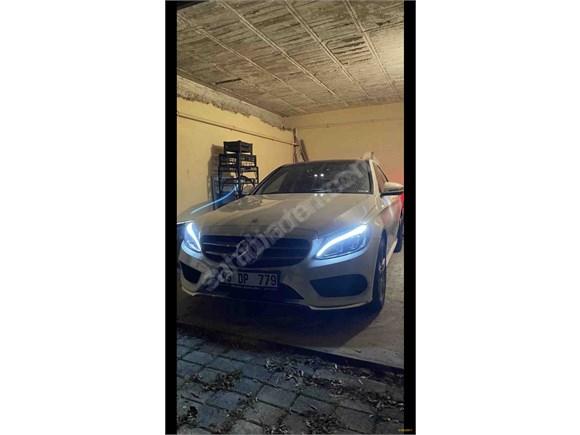 GARAJ ARABASI Sahibinden Mercedes - Benz C 180 AMG 7G-Tronic 2015 Model Kütahya