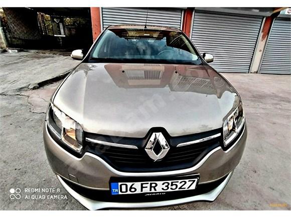 Sahibinden Renault Symbol 1.2 Joy 2015 Model Eskişehir