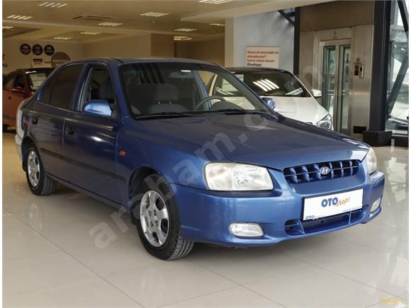 """NEW AUTO"" 2001 HYUNDAİ ACCENT 1.5 GLS KLM OTOMATİK"