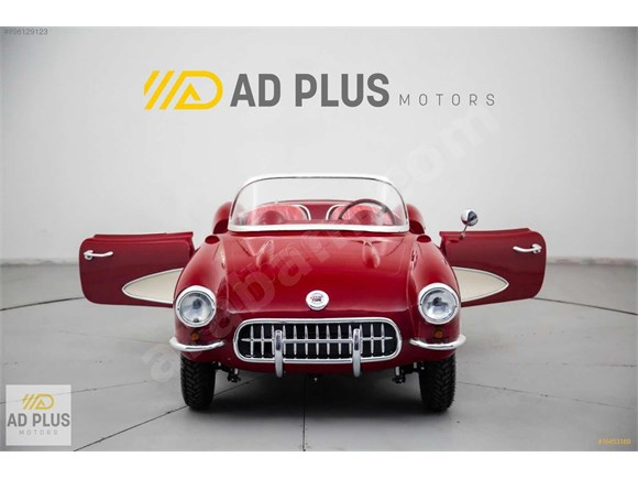 AD Plus Motors 1956 Chevrolet Junior Vette ( 2/3 Boyutlu )