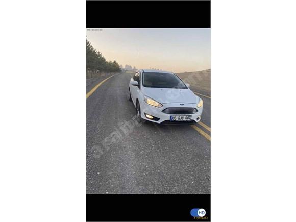 Sahibinden Ford Focus 1.6 TDCi Trend X 2017 Model