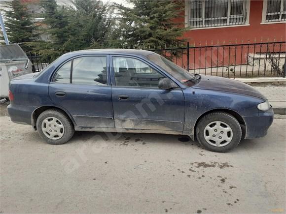 Sahibinden Hyundai Accent 1.5 GLS 1998 Model