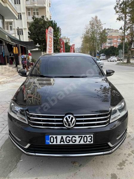 Sahibinden Volkswagen Passat 1.6 Tdi Bluemotion Comfortline 2013 Model Adana 63.000 Km Siyah