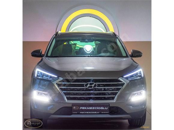 PEKMEZCİOĞLU' ndan Hyundai Tucson 1.6 4x4 Elite Plus %18 Fatura