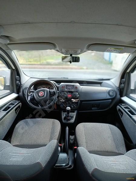 Sahibinden Fiat Fiorino Panorama 1.3 Multijet Premio 2016 Model İstanbul 75.000 Km Beyaz