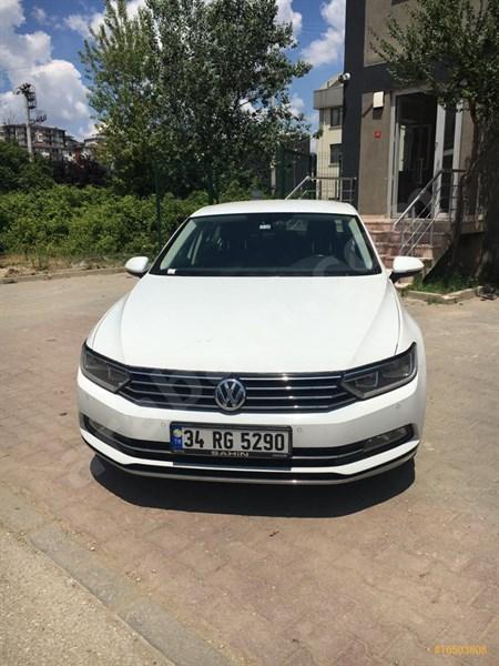 Sahibinden Volkswagen Passat 1.6 Tdi Bluemotion Comfortline 2016 Model Bursa 76.000 Km -