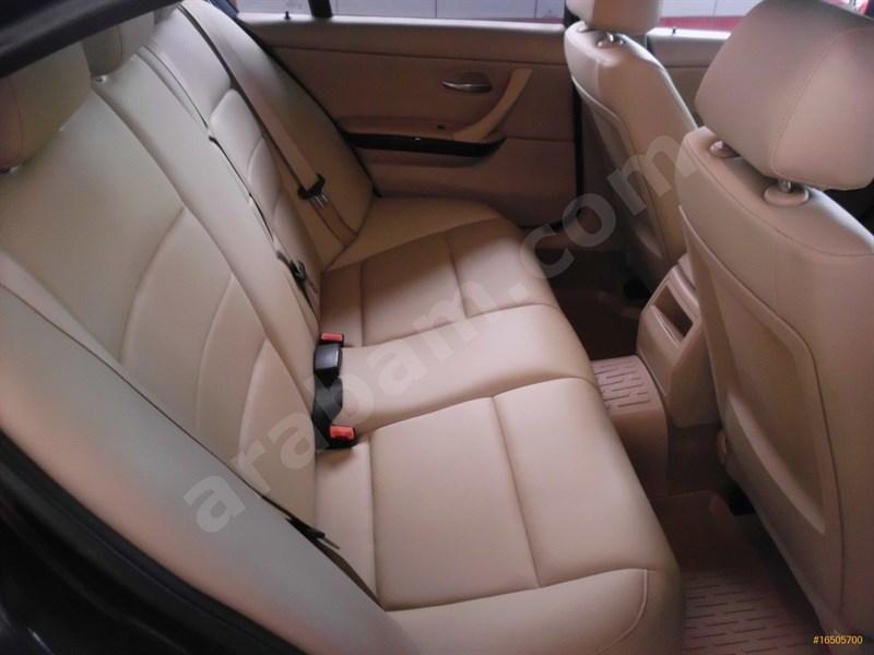 Galeriden Bmw 3 Serisi 320d Standart 2011 Model Adana 178.000 Km Siyah
