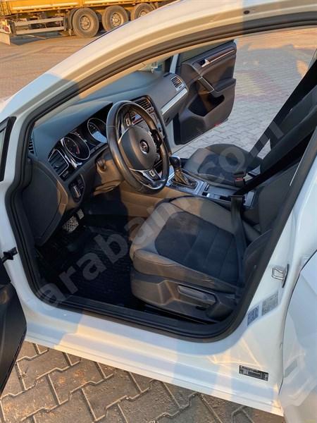 Sahibinden Volkswagen Golf 1.6 Tdi Bluemotion Comfortline 2016 Model Mardin 197.000 Km -