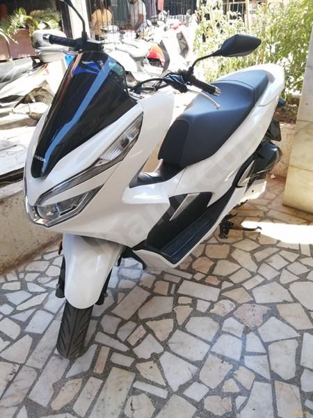 Sahibinden Honda Pcx 125 2018 Model Antalya 11.000 Km Beyaz