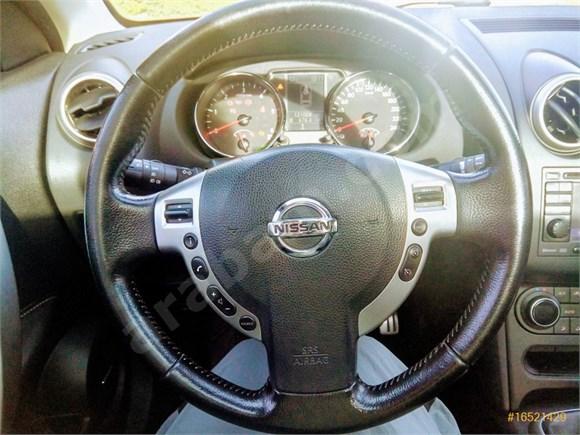 Sahibinden Nissan Qashqai 1.5 dCi Platinum 2012 Model İstanbul