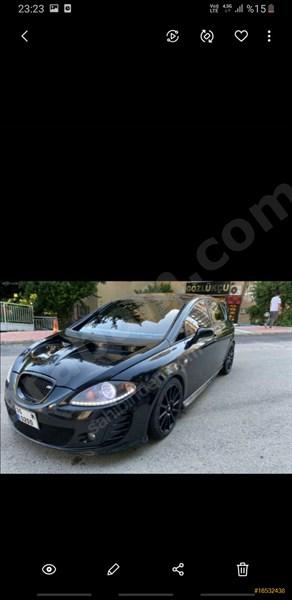 Sahibinden Seat Leon 1.6 Sport 2008 Model İstanbul 174.000 Km Siyah