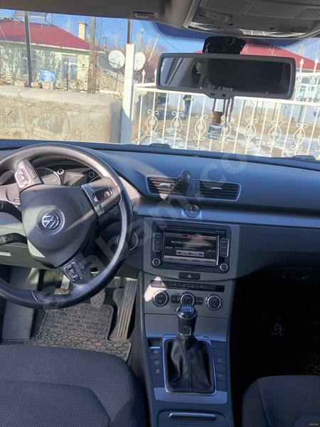 Sahibinden Volkswagen Passat 1.6 Tdi Bluemotion Comfortline 2013 Model Bingöl 114.000 Km -