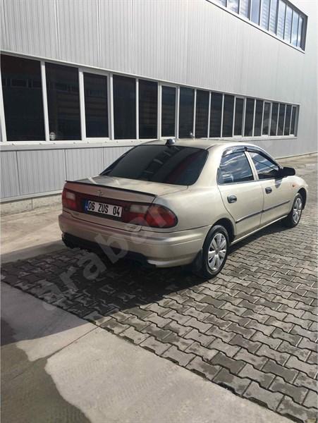 Sahibinden Mazda 323 1.5 Familia 1998 Model Düzce 249.000 Km şampanya