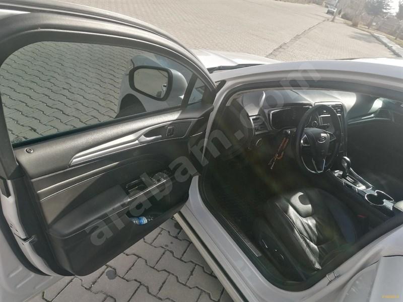 Sahibinden Ford Mondeo 1.5 Titanium 2015 Model Niğde 135.000 Km -