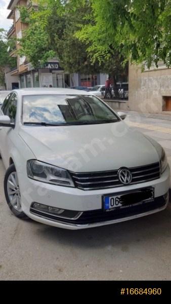 Sahibinden Volkswagen Passat 1.6 Tdi Bluemotion Comfortline 2013 Model Düzce 133.000 Km Beyaz