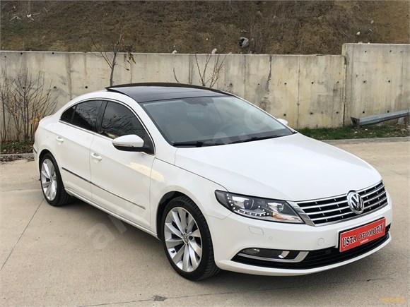 2014 VW CC 1.4 TSI SPORTLINE DSG CAM TAVAN HATASIZ BOYASIZ 160HP