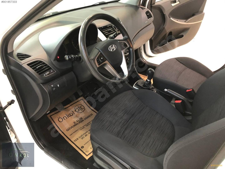 galeriden hyundai accent blue 1 6 crdi mode plus 2017 model sanliurfa 132 000 km beyaz 16785094 arabam com