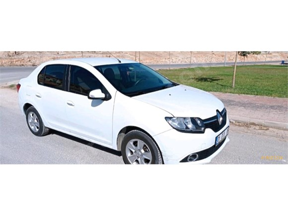 Sahibinden Renault Symbol 1.2 Touch 2014 Model