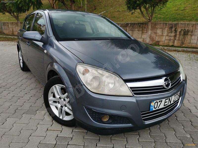 Galeriden Opel Astra 1.3 Cdti Enjoy 2007 Model Antalya 220.000 Km Gri