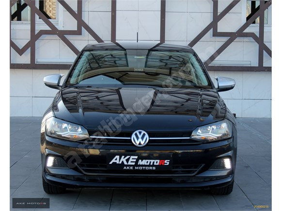 AKE MOTORS'dan Volkswagen Polo 1.0 TSI Comfortline HATASIZ !!!
