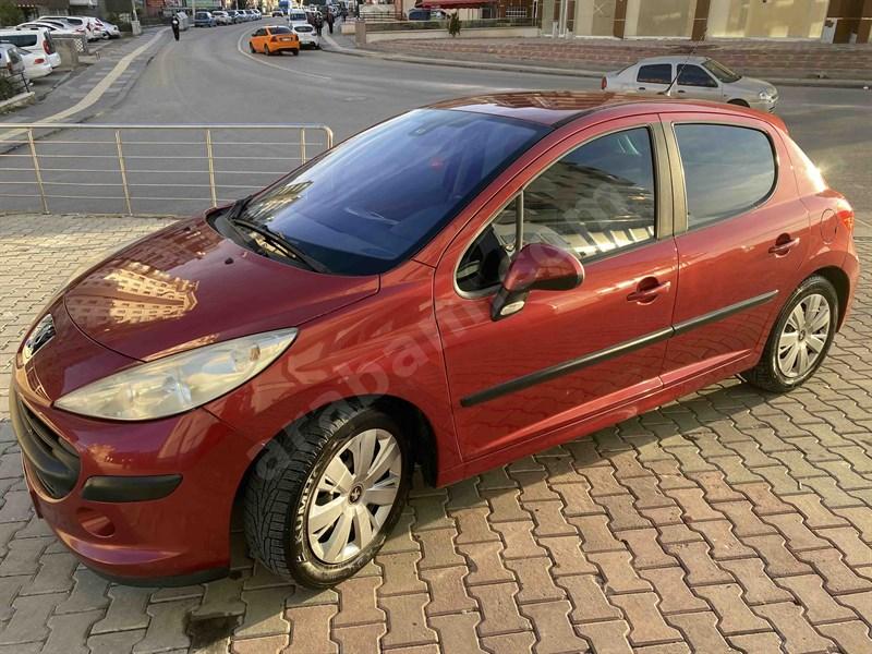 Sahibinden Peugeot 207 1.6 Vti Premium 2008 Model Ankara 142.000 Km -