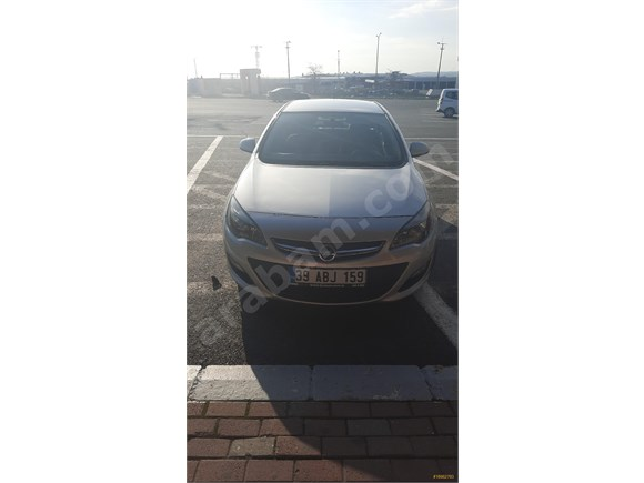 Sahibinden Opel Astra 1.6 CDTI Design 2018 Model