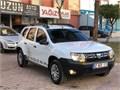 Galeriden Dacia Duster 1.5 Dci Ambiance 2014 Model Antalya 237.000 Km Beyaz