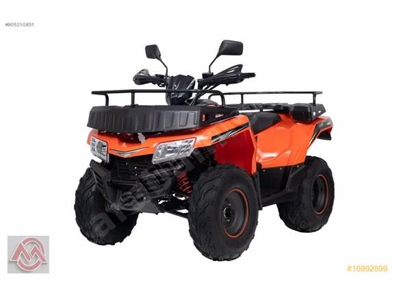 HRN MOTORS DAN ATV KANUNİ 200 CC