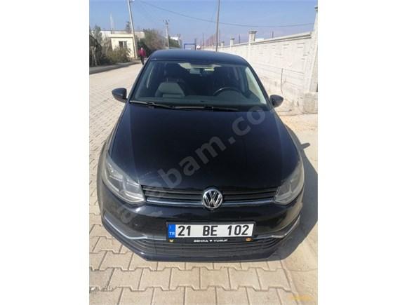 Sahibinden Volkswagen Polo 1.4 TDi Comfortline 2014 Model