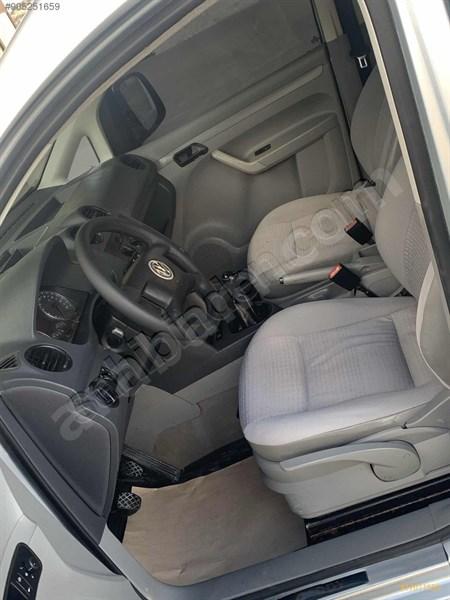 Galeriden Volkswagen Caddy 1.9 Tdi Kombi 2006 Model Denizli 215.000 Km Gri