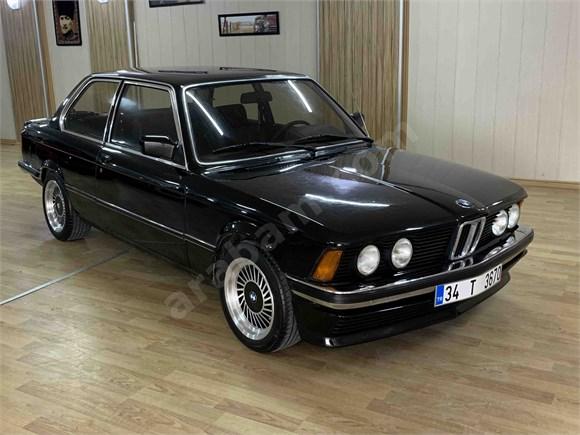 Galeriden BMW 3 serisi Ankara